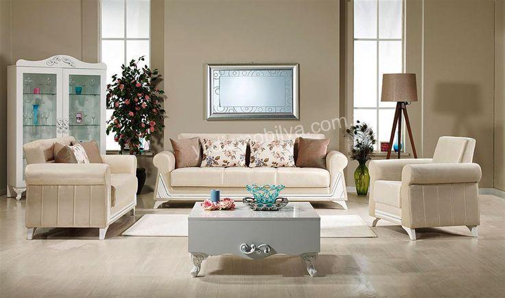 Sura Salon Takımı  #koltuk #trend #sofa #avangarde #yildizmobilya #furniture #room #home #ev #white #decoration #sehpa #moda         http://www.yildizmobilya.com.tr/