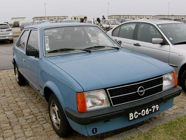 1982 Opel Kadett 1.3 S