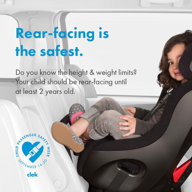 Rear Facing Car Seat Meaning