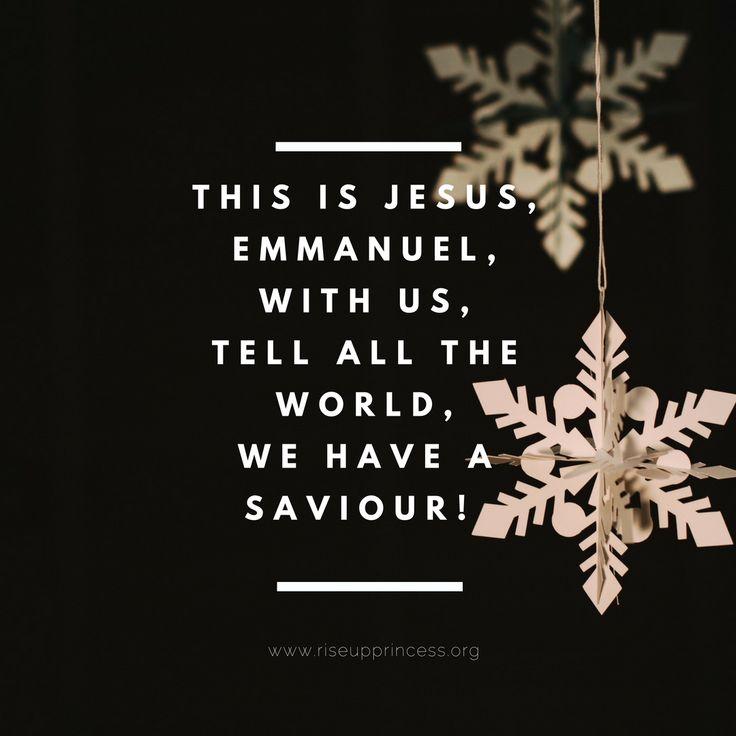 Christmas Carol / Hillsong / Christmas / Jesus