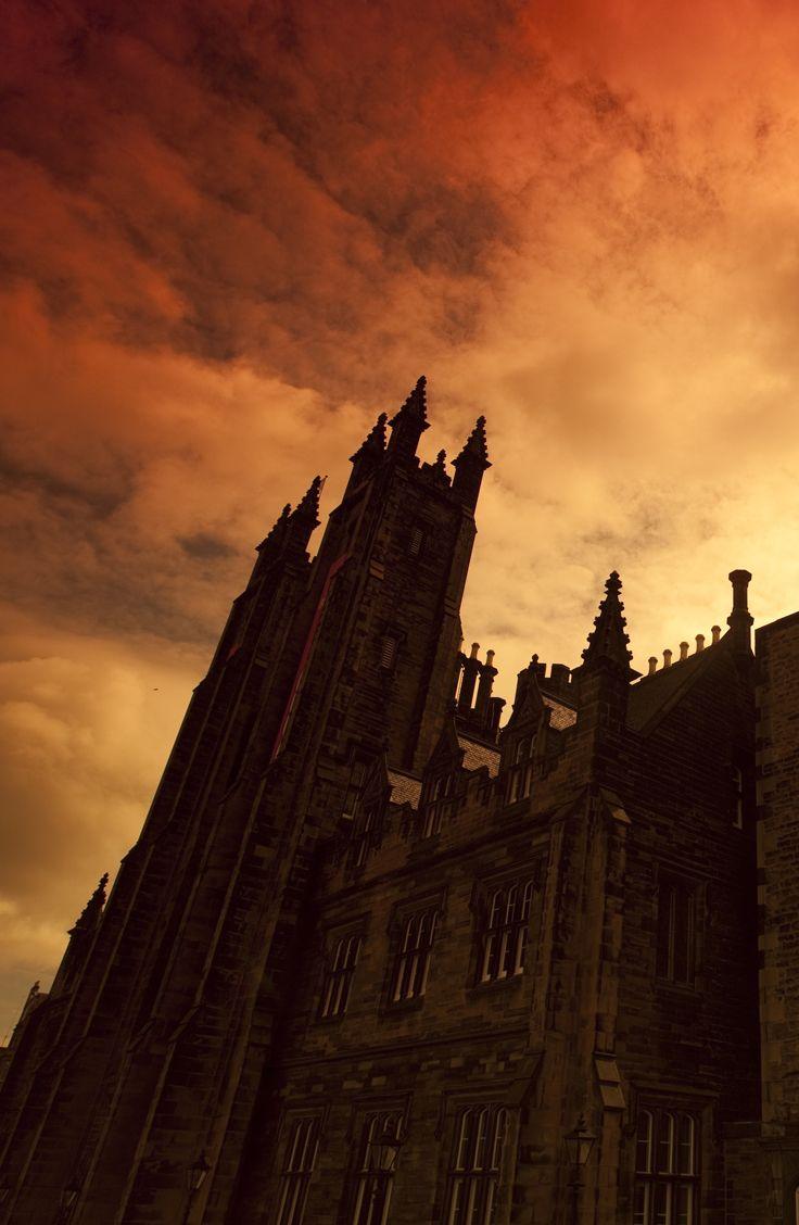 Straight perm edinburgh - Edinburgh S Royal Mile On Day 2 Of The Rick Steves Best Of Scotland Tour