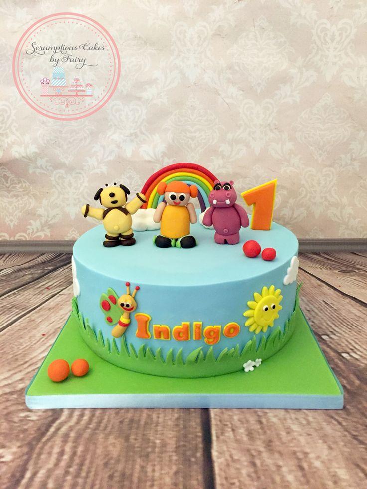 Baby tv Hippa hey cake