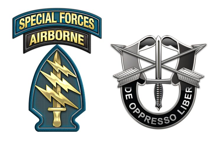 united states military forces | United States Army Special Forces