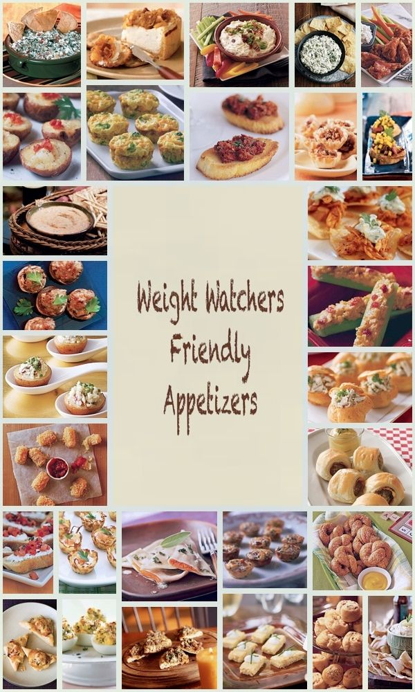 30 Weight Watchers Appetizers Roundup... Some of these I would each as lunch, like pimento cheese in celery.