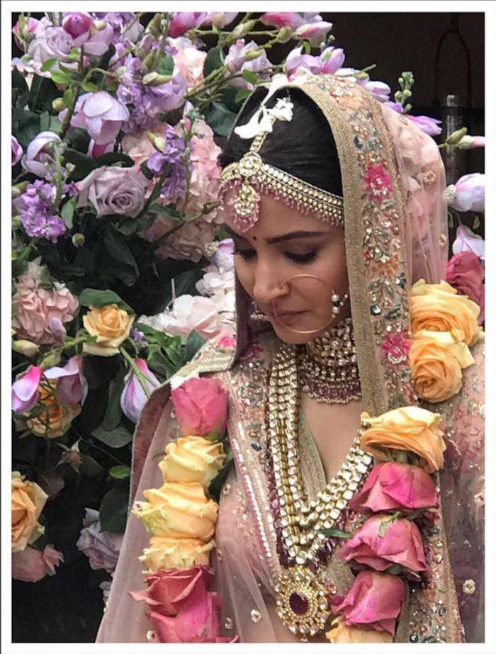 Inside Look! Anushka Sharma & Virat Kohli's Bollywood Tuscan Wedding
