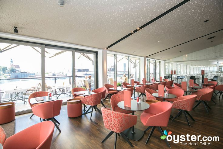IMLAUER SKY - Bar & Restaurant at the Crowne Plaza Hotel Salzburg - The Pitter