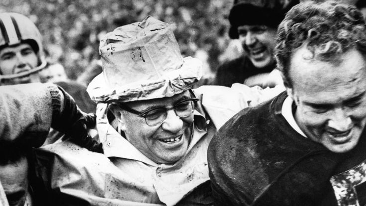 Greatest Coaches in NFL History - Vince Lombardi.