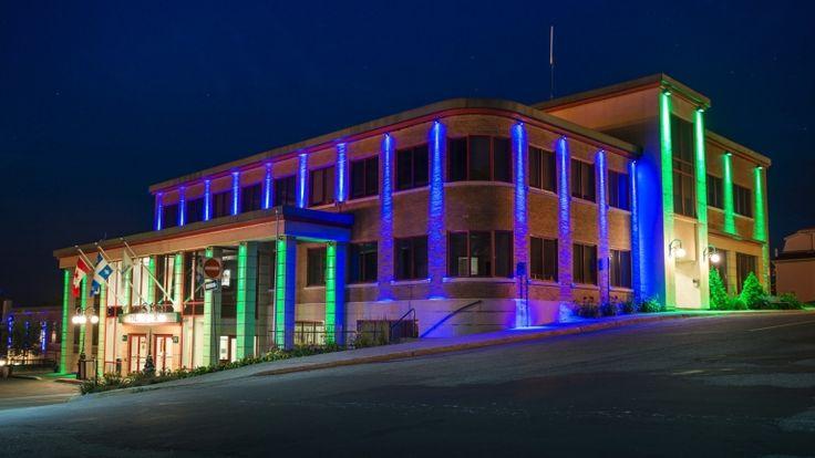 Прожекторы архитектурного освещения - архитектурная подсветка, освещение зданий. Архитектурное освещение фасадов зданий
