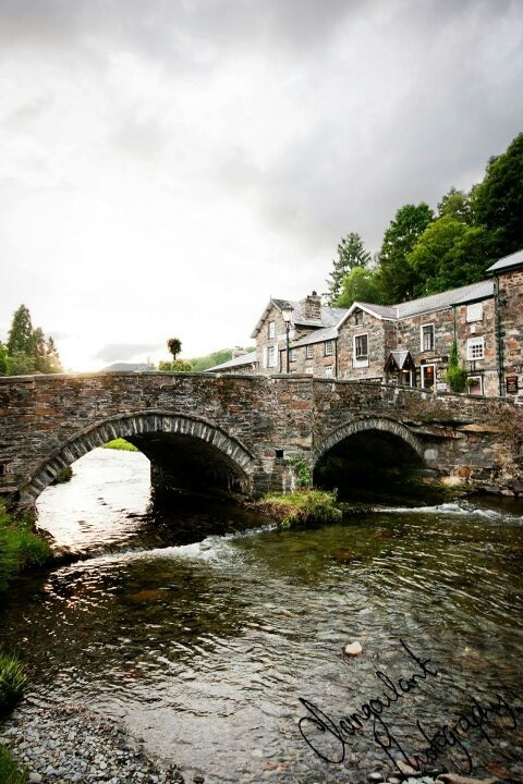 Beddgelert, Snowdonia National Park, Wales