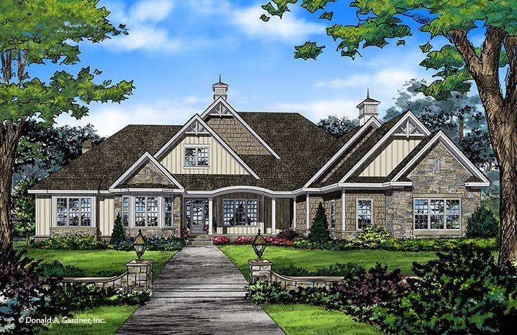 eeca18a42de0cab9f19107596d80985a Rambler House Front Designs on rambler house plans, rambler house with rock, rambler house curb appeal, ramblers with bonus room house design,