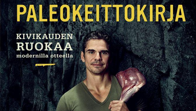 Arvonnassa Thomas Rode Andersenin Paleokeittokirja   paleokeittio.fi