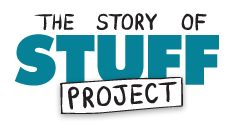 A short animated film with a big message. You can watch it at storyofstuff.org.: Logo, Stories, Bottle Water, Movies, Videos, Schools Stuff, Stuff Projects, Bottled Water, Education Projects