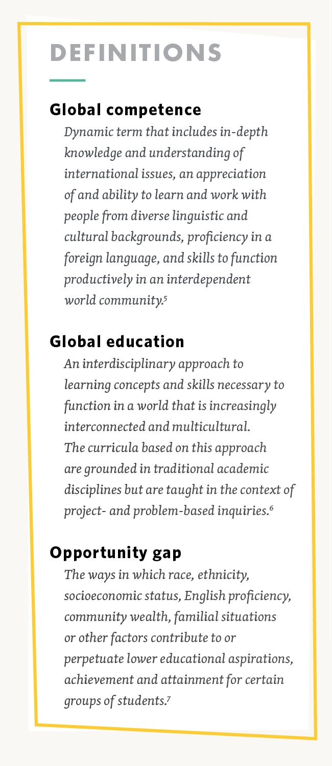 Collaborative Teaching Definition ~ Images about the global education collaborative