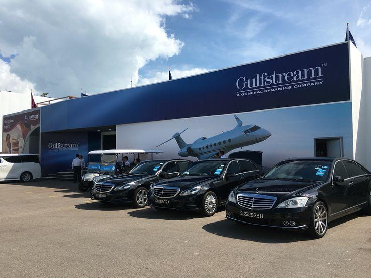 Gulfstream full chalet facade