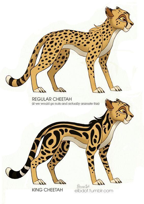Guepardo rey | Characters en 2019 | Pinterest | King, Lion king fan ...