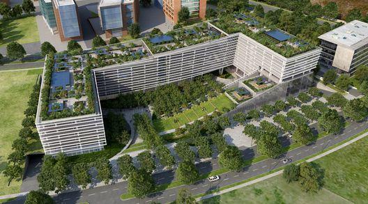 Paisaje y Arquitectura: ¿Es viable el uso de jardines verticales y cubiertas verdes en Santiago de Chile?