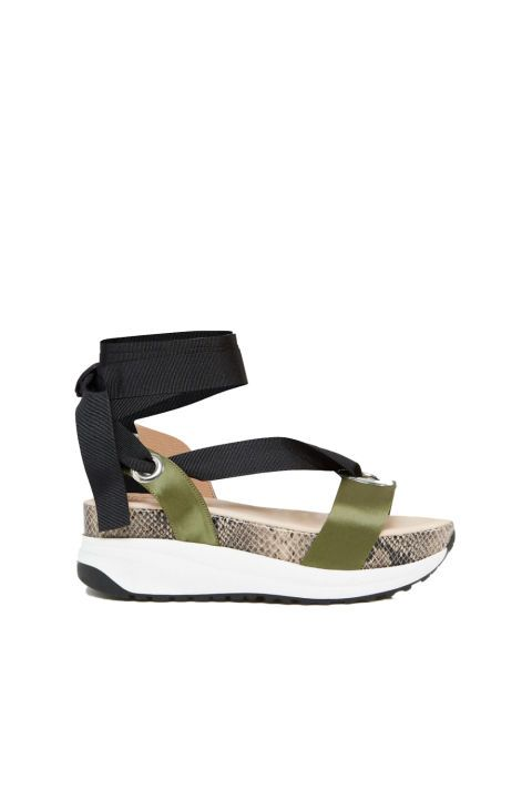 """KG by Kurt Geiger Look up """"jolie laide in the dictionary,"""" find a pic of this shoe.  $178, asos.com."""