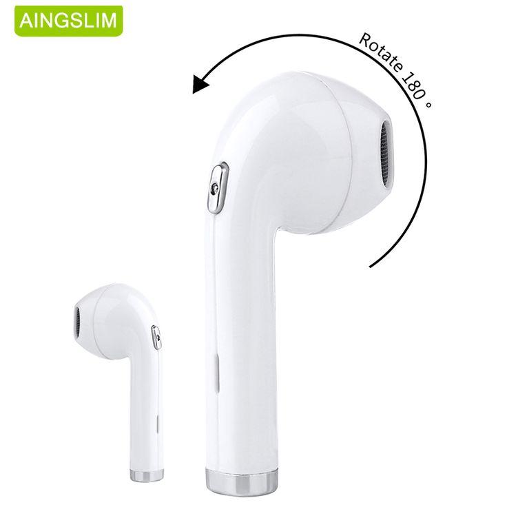 2017 Newest Bluetooth V4.1 Earphone Headphone Mini Wireless Earpiece Stereo v1 Sport Headset for iPhone 7 plus 7 Samsung Xiaomi