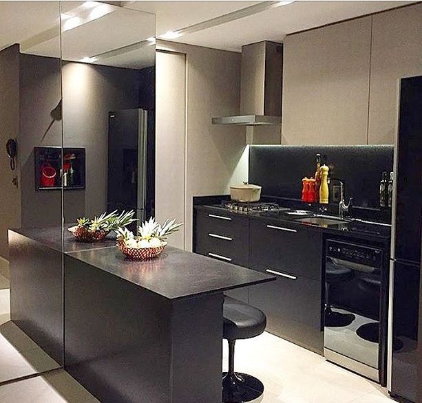 Kitchen Designs, Small Spaces, Fitted Kitchen, Laundry, Home Decor, My  House, Ideas Part 94