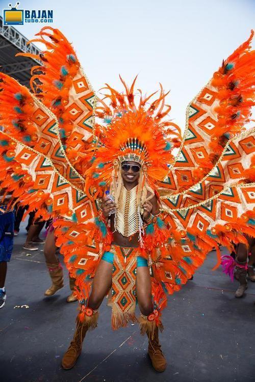 Costume clipart trinidad carnival #3