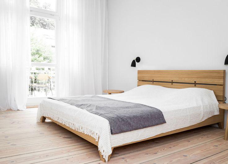 Bedroom | A Polish Holiday Home by Loft Kolasinski | est living