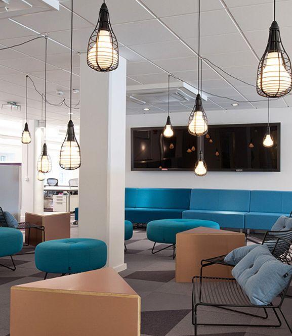 Skype Office In Stockholm By PS Arkitektur