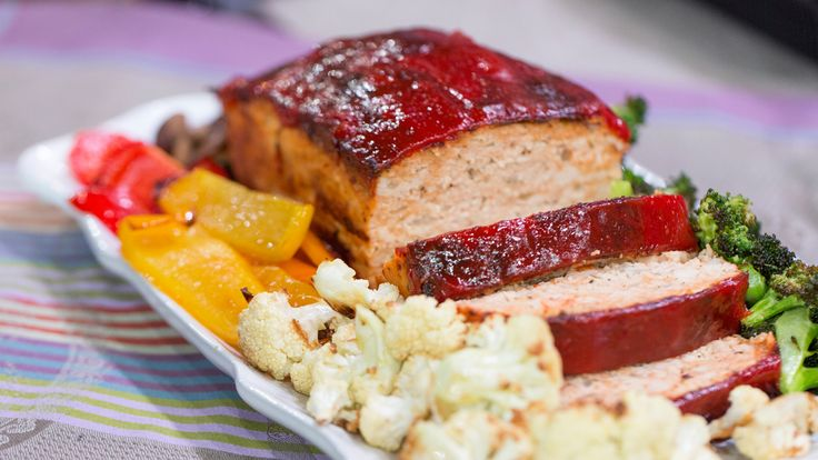 Find out how to get three different meals out of one turkey meatloaf! Source: Today Show