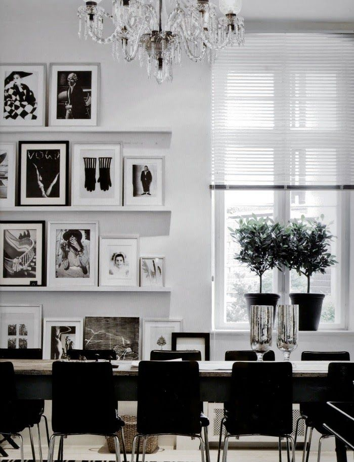 Beautiful office at By Malene Birger Copenhagen...