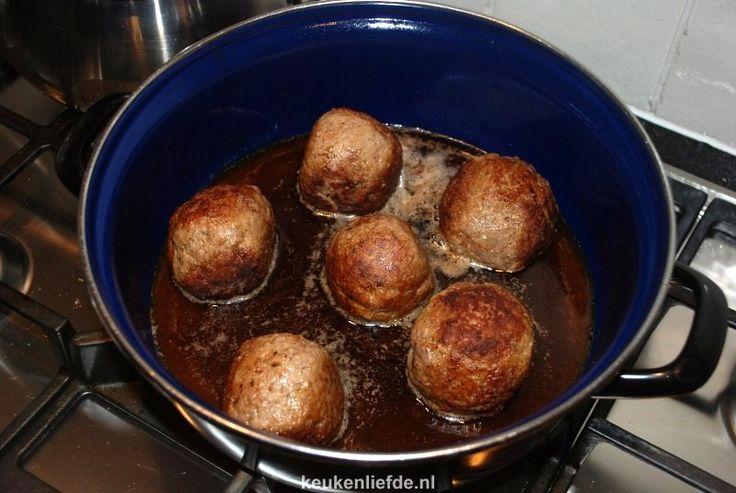 Gehaktballen van Restaurant De Librije