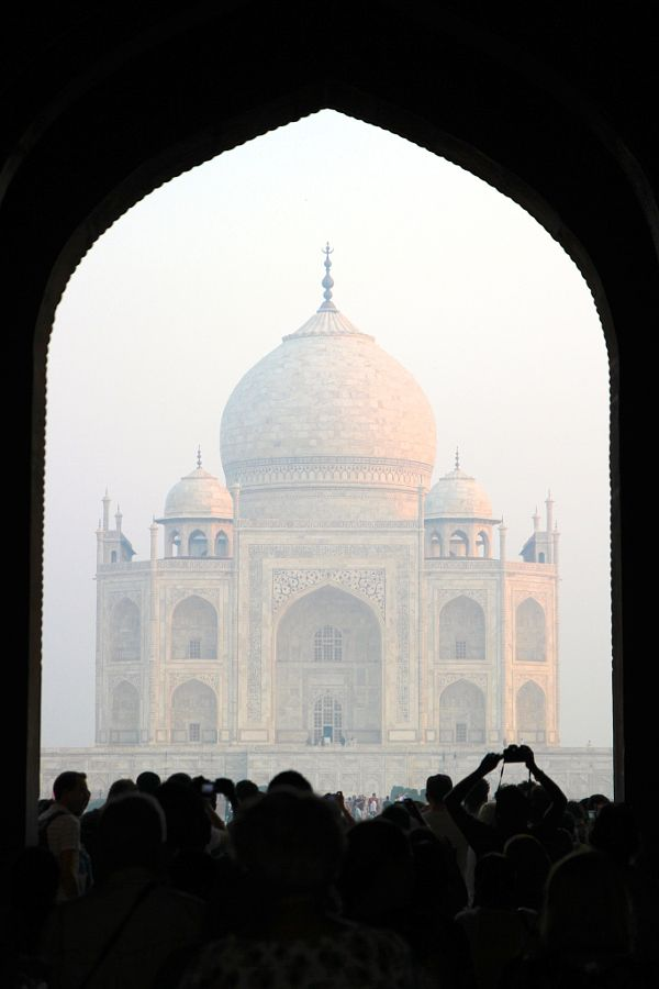 Taj Mahal by Tom Ødemark - Photo 127756907 - 500px