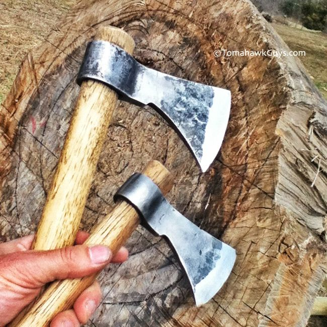 """Hatchets and Axes"" Throwing Tomahawk Review 