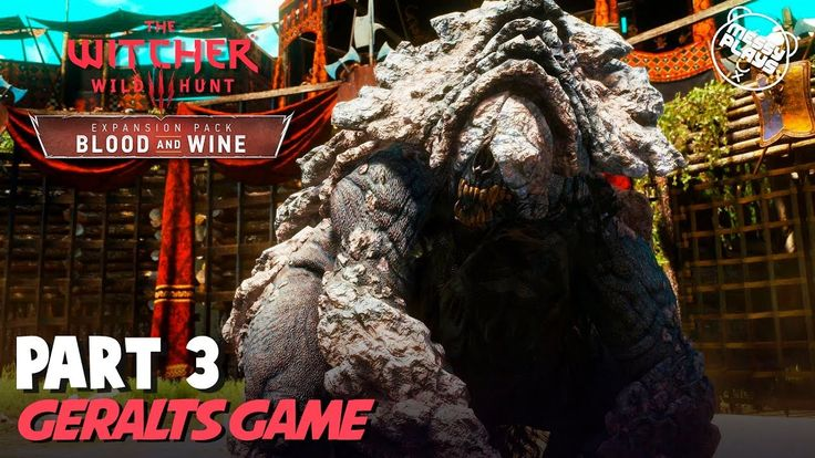 WITCHER: BLOOD AND WINE - Part #3 - LETS PLAY with Commentary - MESSYPLAYS