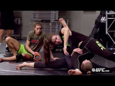 Fight School: Ronda Rousey