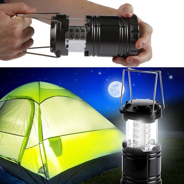30 LED Camping Lantern – Camp Light Club