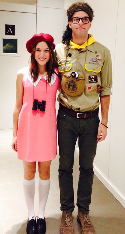 Totally Clever Halloween Couples Costume & Ideas - YouTube