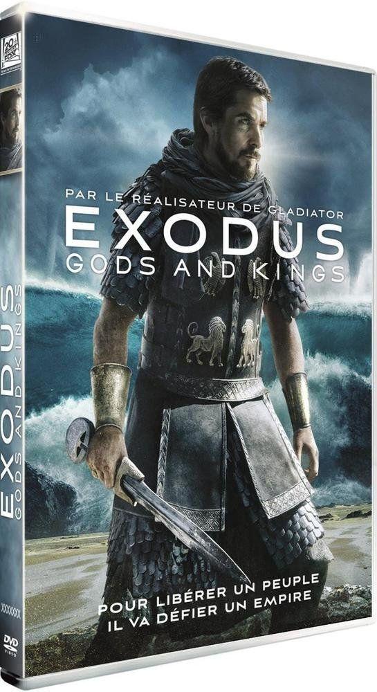 Exodus : Gods and Kings [DVD + Digital HD]: Amazon.fr: Christian Bale, Joel Edgerton, John Turturro, Aaron Paul, Ben Mendelsohn, Sigourney Weaver, Ben Kingsley, María Valverde, Hiam Abbass, Ridley Scott: DVD & Blu-ray