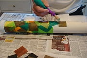 Rain stick - on of my favorite crafts as a kid!