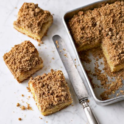 Crumble cake | Easy dessert recipes | Red Online