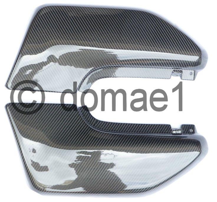 carbon fiber side panels cover fairing Honda CB750 Seven Fifty RC42 1992-2003 | eBay