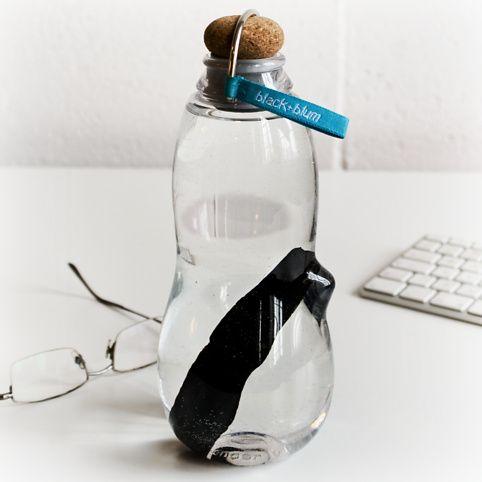 eco friendly water bottle  http://www.firebox.com/product/5758/Eau-Good-Water-Bottle