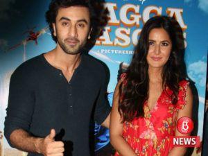 Ranbir Kapoor takes a dig at Katrina Kaif says she has not acted at all in some movies