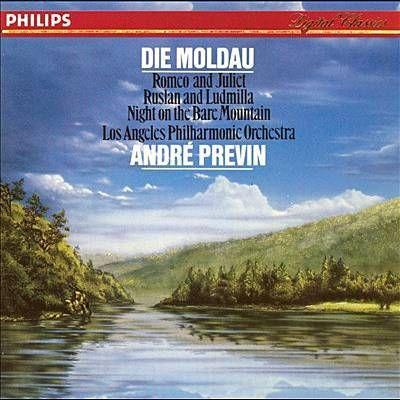 Vltava, Symphonic Poem, Jb 1:112/2 - André Previn