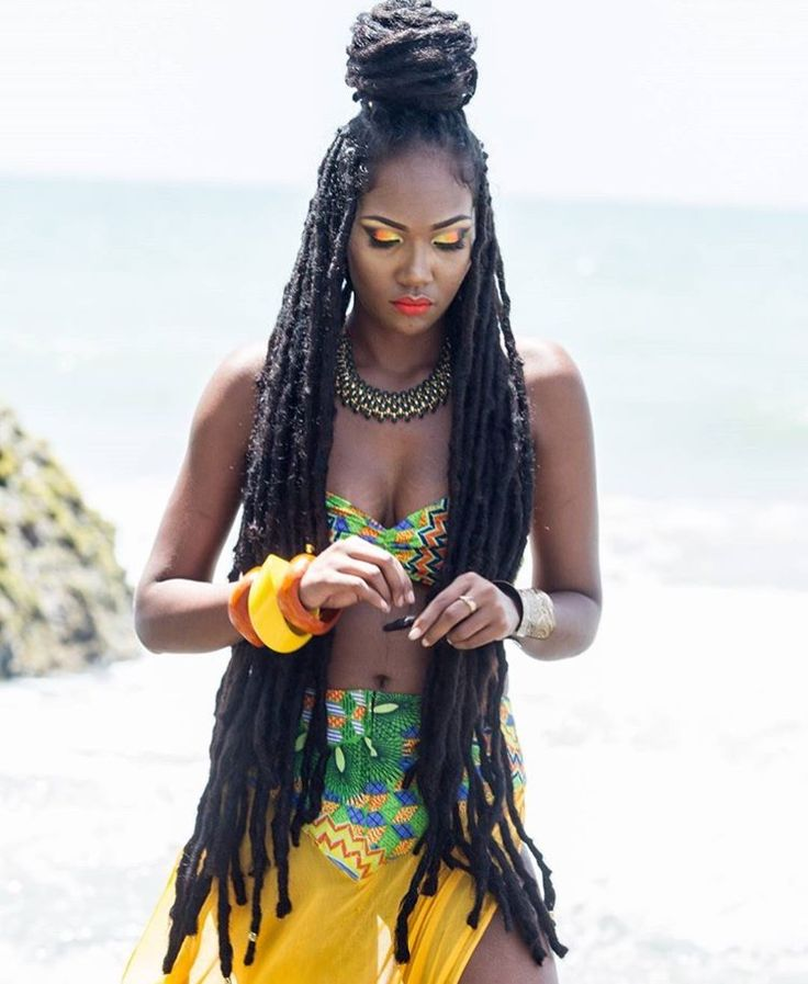 I would love to grow dreads like these