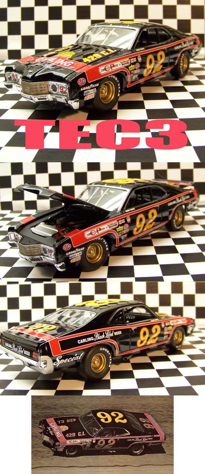 Dean Dalton NASCAR | 1971 Larry S mith Carling Beer Mercury.