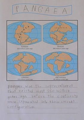 World Wide Wanderings: Pangea