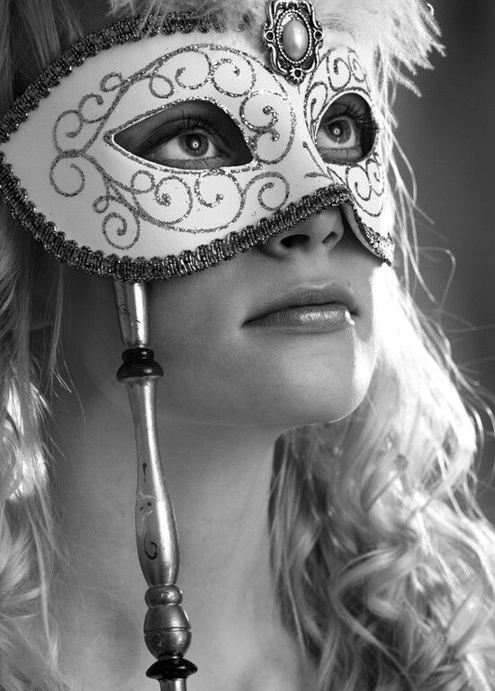attend a masquerade ball...