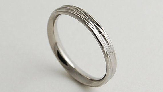 Hey, I found this really awesome Etsy listing at https://www.etsy.com/listing/83146097/wedding-band-titanium-ring-womens