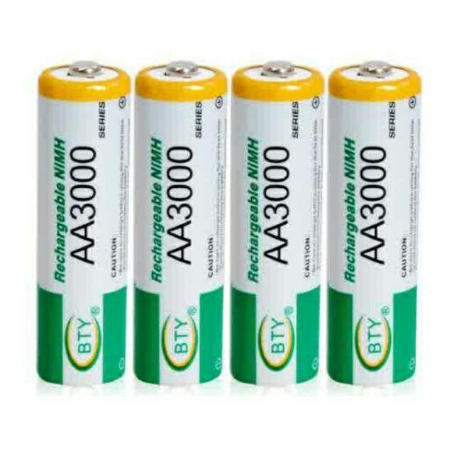 Batu baterai AA