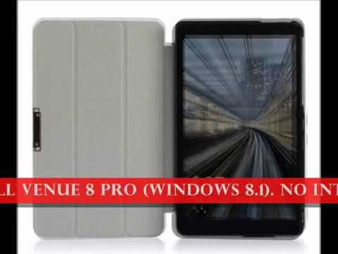 http://youtu.be/Z8h8L2JRdXM NEW Ultra-thin #VSTN® Smart Cover Case for #Dell Venue 8 Pro windows 8.1 tablet (Blue,Green,Red,White)