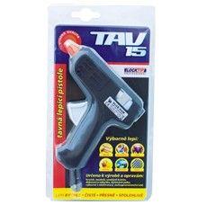 Tavná lepicí pistole malá TAV-15, 20W na tyčinky 7mm